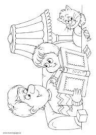 Colouring Pages For Reading 172 Free Coloring Kids