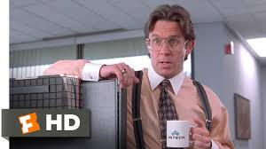 100 Office Space Image 15 Movie CLIP Did You Get The Memo 1999 HD