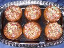 erdbeere muffin mit kaba erdbeergeschmack rezepte kochbar de