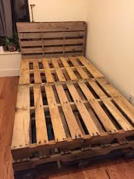 Ebay Queen Bed Frame by Bed Frames How Many Pallets For A Queen Size Bed Pallet Bed Kit