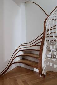 Interior Decorating Staircase With Artistic Design Unique Wooden ... Best 25 Modern Stair Railing Ideas On Pinterest Stair Wrought Iron Banister Balusters Stairs Design Design Ideas Great For Staircase Railings Unique Eva Fniture Iron Stairs Electoral7com 56 Best Staircases Images Staircases Open New Decorative Outdoor Decor Simple And Handrail Wood Handrail