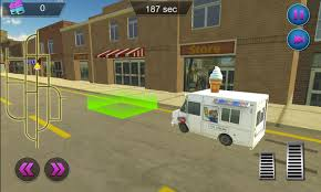 Fun Ice Cream Truck Simulator - Android Apps On Google Play