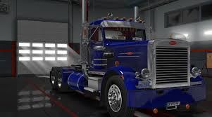 PETERBILT 359 V1.0A [1.31.X] • ATS Mods | American Truck Simulator Mods Peterbilt 386 Exterior Accsories Truck Specific Chrome Custom Made With High Quality Steel Dieters Front Grille Ovals Peterbilt 359 V10a Ats Mods American Truck Simulator 567 And Trims Roadworks Manufacturing Homepageslidpeterbiltlg Cabover 352 Vehicle Trucks 579 Cabin V 12 Mod Simulator