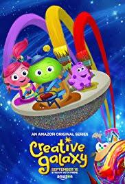 Creative Galaxy TV Series 2013