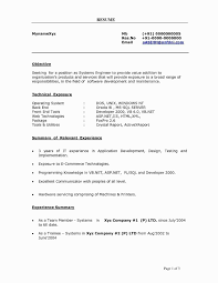 Sample Resume Of Factory Worker Best Objective Production At Ideas