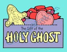 Holy Ghost LDS Lesson Activity