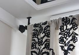 Ceiling Mount Curtain Track by Ceiling Mounted Curtain Tracks Uk Integralbook Com