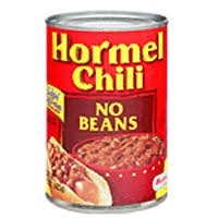 Hormel Chili No Beans 15oz