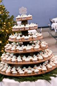 Rustic Wedding Cake Stand From Once Wed Six Tier Cupcake Weddingreserved For