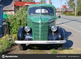 100 1940 International Truck Vintage Harvester Parked Small Farming