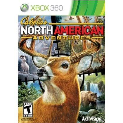 Cabela's North American Adventures - Xbox 360