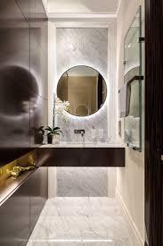 Industrial Modern Bathroom Mirrors by Best 25 Backlit Bathroom Mirror Ideas On Pinterest Backlit