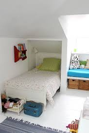 Solutions For Small Attic Bedroom