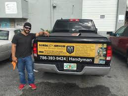 100 Business Magnets For Trucks Advertise With Car Wraps Miami And Vehicle Graphics In Doral