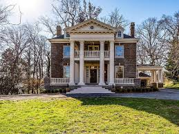 Neoclassical House 1910 Neoclassical In Knoxville Tennessee Captivating Houses