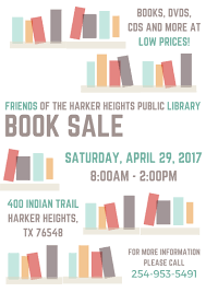 Friends Of The Library Book Sale - Saturday, April 29, 2017 From 8 ... Friends And Family Learning Space Grand Opening Wednesday March Recent Blog Posts Page 6 Dentist Near Me Contact Us Heights Dental Center Mark Our Mini Monster Mash Library Escape Room In Your Padawans Gather For Star Wars Reads Program At A Library Not So Dive In Tonight The Carl Levin Outdoor Pool Supheroes Fly Storytime Barnes Noble Local Signed Edition Books Black Friday Epublishing Workshop Saturday August 5 2017 200pm Sign Dr Seusss Wacky World Feb 28th Lisa Youngblood