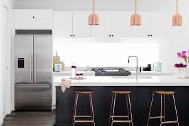 melbourne kitchen black cabinets contemporary with timber