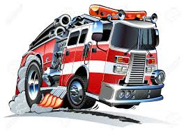 100 Fire Truck Clipart Cartoon Fire Truck Clipart Clipground