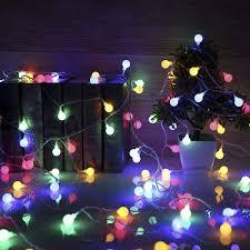 Labvon Battery Powered String Light 50 LEDs 17ft Fairy String Lights