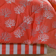 Coral Colored Bedding by Coral Bed Sets Coral And Navy Bedding Set Home Pinterest Navy