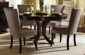 Elegant Round Modern Dining Room Sets
