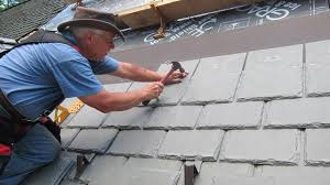 snow guards needed for synthetic slate roof davinci roofscapes