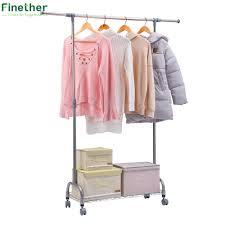 Decorative Metal Garment Rack by Adjustable Clothing Rack Promotion Shop For Promotional Adjustable