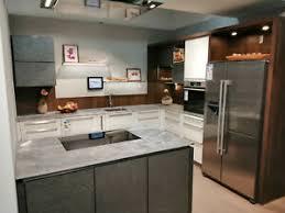einbauküche insel küchen mit u form günstig kaufen ebay