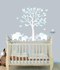 nursery decoration stickers baby