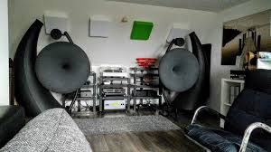 mancave horns hi end speakers len hifi exklusive