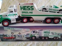 1988 HESS TOY Truck And Racer - $5.00   PicClick