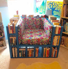 bookshelf chair 15 steps with pictures