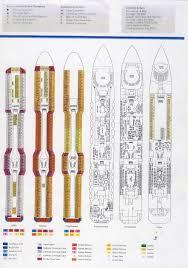 Celebrity Silhouette Deck Plan 6 by Celebrity Silhouette Deck Plans Radnor Decoration
