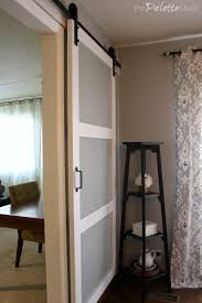What I Wish I'd Known About Double Barn Doors - The Palette Muse Craftsman Style Barn Door Kit Jeff Lewis Design Diy With Burned Wood Finish Perfect For Large Openings Sliding Designs Untainmodernlifecom Interior Simple For Modern House Wayne Home Decor Sliding Barn Door Our Now A Installing Doors At How To Build A To Install Network Blog Made Remade Double Tutorial H20bungalow Christinas Adventures Pallet 5 Steps 20 Fabulous Ideas Little Of Four
