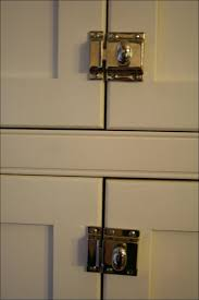 Magnetic Locks For Kitchen Cabinets by Magnetic Cabinet Latch White Magnetic Cabinet Catch V713 Stanley