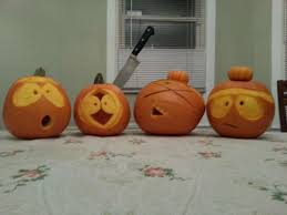 Pumpkin Carving Templates Famous Faces by Brilliant Man Turns The Tables Has Squirrels Carve A Pumpkin For