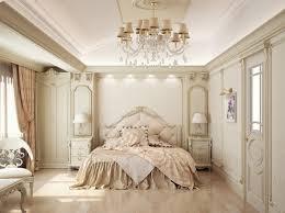 French Inspired Elegant Bedroom