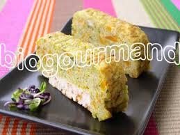 cuisiner le potimarron en l馮ume terrine de légumes express aux flocons de riz et quinoa