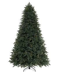 Pre Lit Christmas Trees On Sale by Clear Pre Lit Artificial Christmas Trees Tree Classics