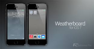 How To Get Animated Weather Wallpaper iOS 7 Home And Lock