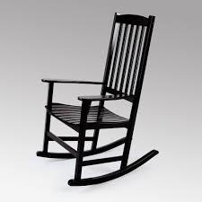 Patio Rocking Chair - Black - Cambridge Casual | Rocking ...