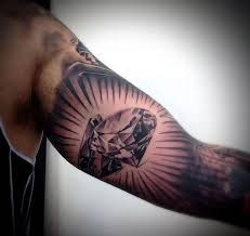 Elegant Inner Bicep Tattoo Designs 82 For Your Name Tattoos With