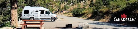 CanaDream RV Rentals Sales Vancouver BC Canada In British Columbia