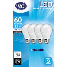 light bulbs walmart