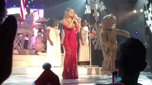 Nbc Christmas Tree Lighting 2014 Mariah Carey by Mariah Carey All I Want For Christmas Is You 2015 Christmas