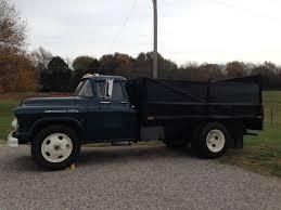 100 Chevy Dump Truck 1956 Chevrolet For Sale ClassicCarscom CC602996