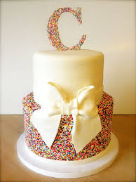 Best 25 Sprinkle wedding cakes ideas on Pinterest