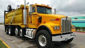 100 Super Dump Trucks For Sale W900 SUPER 16 DUMP TRUCK Dogface Heavy Equipment S