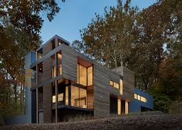100 Robert Gurney Architect Mohican Hills House By Overlooks