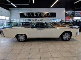 100 Continental Truck Sales 1962 Lincoln For Sale ClassicCarscom CC1185486